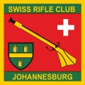 Swiss Rifle Club Johannesburg badge